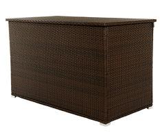 Kussenbox bruin